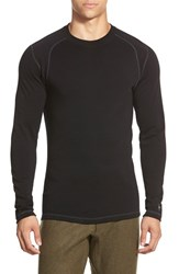 Smartwool Men's Long Sleeve Thermal T Shirt Black