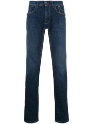 Jeckerson Slim Fitted Jeans Blue