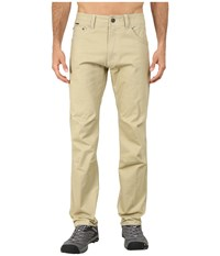 Kuhl Rydr Lean Fit Jeans Saw Dust Men's Jeans Khaki