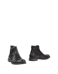2 Made In Italy Ankle Boots Black
