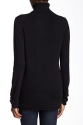 Cullen Cashmere Turtleneck Sweater Black