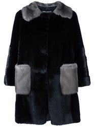 Sylvie Schimmel 'Cooline' Coat Black