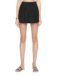 Kate Spade Georgica Beach Pleated Skirt Cover Up
