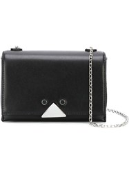 Emporio Armani Plaque Detail Shoulder Bag
