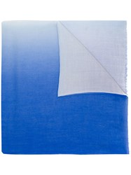 Snobby Sheep Blue Two Tone Scarf