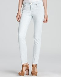 Elie Tahari Straight Leg Jeans In Stone Wash