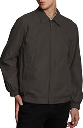 Rainforest Men's 'Microseta' Lightweight Golf Jacket Rhino