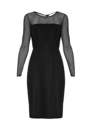 Max Mara Omelia Dress Black