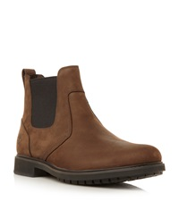 Timberland 5552R Heavy Round Roe Chelsea Boot Brown