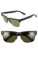 Electric Eyewear Women's Electric 'Knoxville Union' 55Mm Sunglasses Matte Black Grey