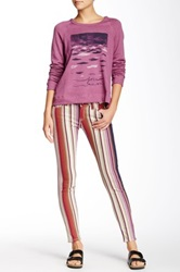 Roxy Suntrippers Striped Pant Multi