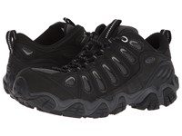 Oboz Sawtooth Low Black Gray Shoes