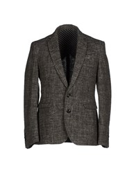 U Ni Ty Suits And Jackets Blazers Men Dark Green