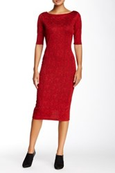 Yoana Baraschi Super Nova Victory Dress Red