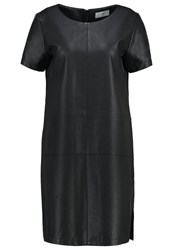 Minimum Viki Summer Dress Black