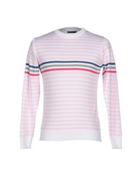 Roberto Pepe Sweaters Light Pink