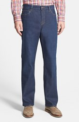 Cutter And Buck Men's Big Tall 'Greenwood' Relaxed Fit Jeans Venice Blue