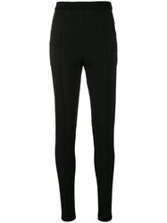 Ermanno Scervino Skinny Fit Trousers Black