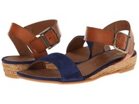 Eric Michael Amanda Navy Women's Sandals