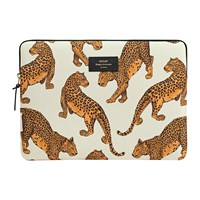 Wouf Leopard Laptop Case 33Cm Neutral