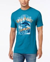G.H. Bass And Co. Key West T Shirt Aquatide