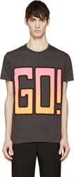 Marc By Marc Jacobs Asphalt 'Go' T Shirt