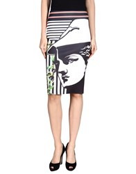 Clover Canyon Knee Length Skirts