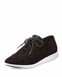 Cole Haan Grand Tour Oxford Sneaker Black