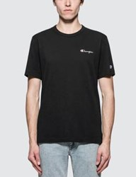 Champion Reverse Weave Small Script Logo S S T Shirt