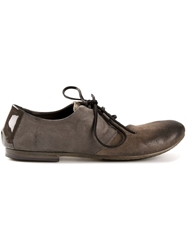 Marsell 'Sigaretta' Oxfords Grey