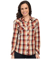 Ariat Florence Snap Shirt Multi Women's Long Sleeve Button Up