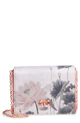 Ted Baker London Sea Of Dreams Evening Bag Pink Dusky Pink