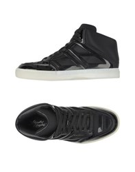 Alejandro Ingelmo Footwear High Tops And Trainers Men Black