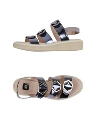 New Kid Footwear Sandals Women Lilac