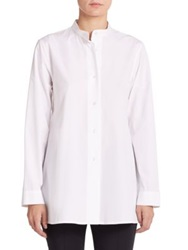 Pauw Cotton Poplin Tunic White
