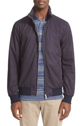 Paul And Shark Men's Packable Bomber Jacket