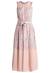 Noa Noa Maxi Dress Nude
