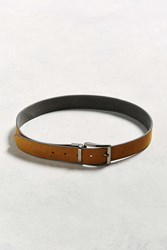 Urban Outfitters Uo Reversible Belt Mustard