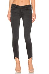 Ag Adriano Goldschmied Legging Ankle Rustic Black