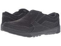 Merrell Berner Moc Black Men's Slip On Shoes