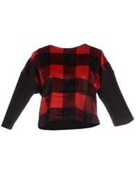 Made For Loving Blouses Red