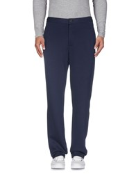 Z Zegna Zzegna Casual Pants Dark Blue