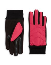 Isotoner Thermaflex Tech Gloves Rouge Red