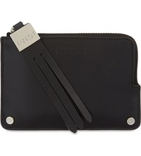 Claudie Pierlot Aneth Small Leather Purse