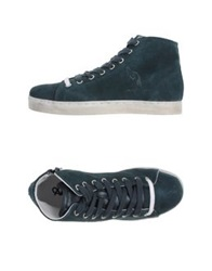 Australian High Tops And Trainers Dark Green