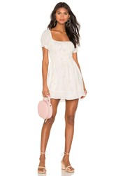 Cleobella Belinda Dress White