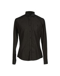 Trussardi Jeans Shirts Shirts Men Steel Grey