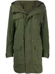 Zadig And Voltaire King Hooded Parka 60
