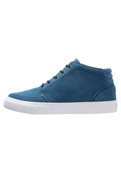 Converse Cons Deck Star Hightop Trainers Atlantic Nighttime Navy White Dark Blue
