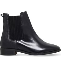 Kg By Kurt Geiger Staple Leather Chelsea Boots Black